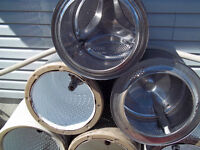 For  sale  fire  pit  drum   $15.00