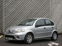 2009/59 CITROEN C3 1.4HDi DIESEL 5DR HATCH - ONLY 46000 MILES -£30 A YEAR RFL !!