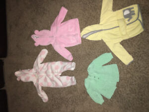 Baby girl clothes sizes NB-12 mths