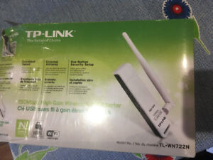 150Mbps High Gain USB Adapter