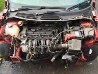 Fiesta 1.2 engine