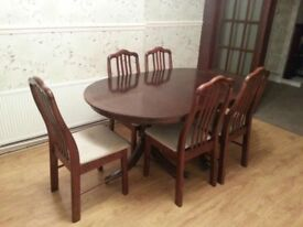 Table and Chairs For Sale 95 o.n.o