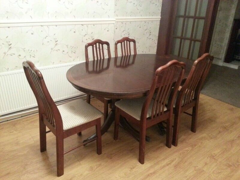 Table And Chairs For Sale 95 Ono