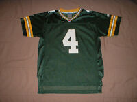 Chandail de Football Packers #4 Favre