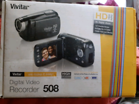 Vivtar Video Camera