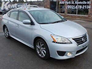 2013 Nissan Sentra SR   - $91.20 B/W