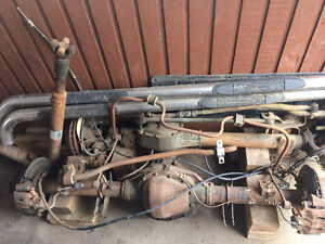 Ford F250 F350 Axles Front and Rear 7.3