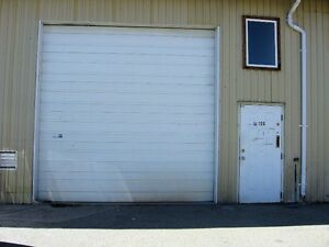two commercial shops to pick from in Penticton industrial area