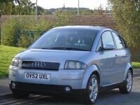 Audi A2 1.4TDI 2003 SE,2 OWNERS,FULL 12 MONTHS MOT,EXCELLENT CONDITION