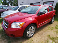2009 Dodge Caliber SXT, Only 121,000 KMS.  NEW PRICE