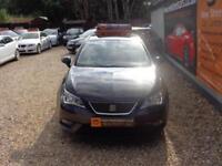 SEAT IBIZA 1.2 CR TDI ECOMOTIVE SE Black Manual Diesel, 2013