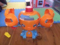 Octonauts octopod play set