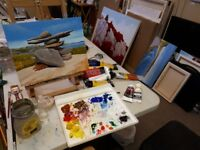 PRIVATE ART CLASSES FOR INDIVIDUALS