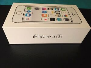 Brand New IPhone 5s Silver