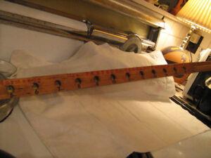 2 Vintage Measuring Sticks--$5.each