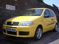 Fiat Punto 1.2 8v Active Sport 2004(04) 3 Door Hatchback