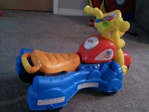 Playskool Sit/Stand Motorcycle
