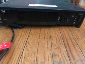 BELL satellite receivers x2