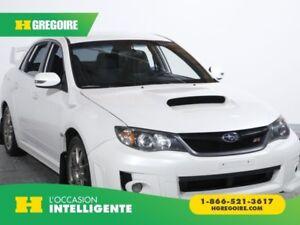 2011 Subaru Impreza WRX STI MANUELLE A/C GR ÉLECT BLUETOOTH