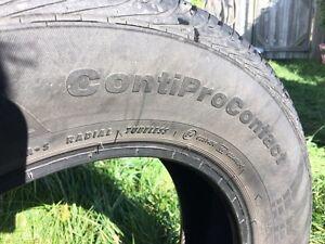 2 Tires - P235 65r17