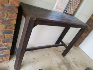 Wood table Rochedale South Brisbane South East Preview