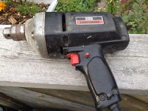 Craftsman Corded Drill Windsor Region Ontario image 1