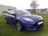 Ford Focus 2.0T ( 250ps ) 2013MY ST2 1 OWNER FULL FORD SERVICE HISTORY
