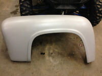 56 F100 front fenders