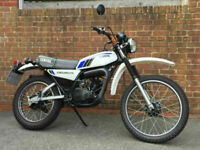 1980 YAMAHA DT 175 MX Enduro: Lovely Clean Example. Classic 2 Stroke Trials Bike for sale  Bournemouth, Dorset