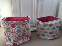 Baby storage bags