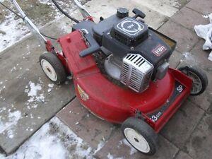 """22"""" toro lawnmower self propell"""