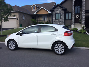 2013 Kia Rio EX GDI with UVO Hatchback
