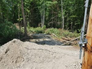 Looking for free Clean fill for road into my land (Renfrew)