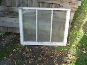 plusieurs fenêtres antique a différent prix