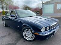 2006 Jaguar XJ 2.7TDVi XJ Sovereign Saloon 4d 2722cc auto Saloon Diesel Automati