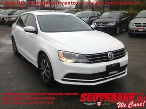 2015 Volkswagen Jetta Sedan ComfortlineHeated Seats, Backup Came