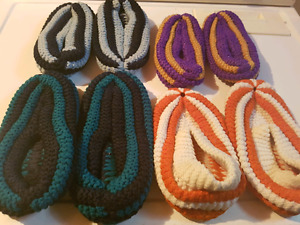 Cozy Slippers - many colors :) just like new :)