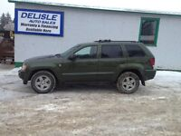 2007 Jeep Grand Cherokee Leather SUV, Crossover