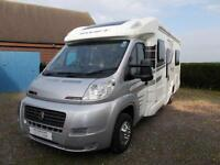 Swift Bolero 684 Four Berth Motorhome Rear Fixed Bed Four Traveling Seats 9014