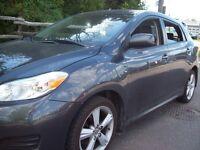 """2010 Toyota Matrix XR Hatchback,5SPD,2.4LT,4CYL 17""""ALLOYS,$6975"""
