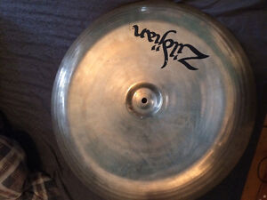 "18"" Zildjian China Cambridge Kitchener Area image 1"