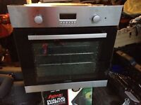 Namona integrated single oven hob in very good condition