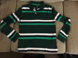 Size 8 to 10 boys full sleeve tees in excellent condition