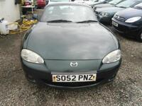 2003 MAZDA MX 5 1.8i Montana SOFT AND HARDTOPS