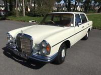 Mercedes-Benz 280 w108 RHD AUTOMATIC