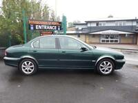 Jaguar X-TYPE 2.1 V6 Auto SE 4 Door Saloon