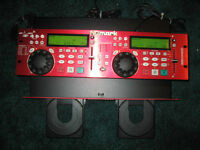 CND88's Special Edition Rack mountable dual CDJ's