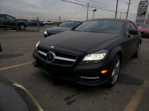2013 ClS 550 for Sale Mississauga