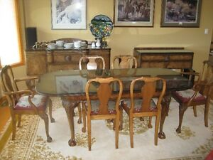 Antique European Dining Room suite