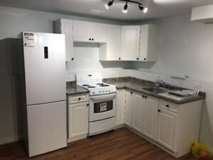 One bedroom legal suite - Riverdale